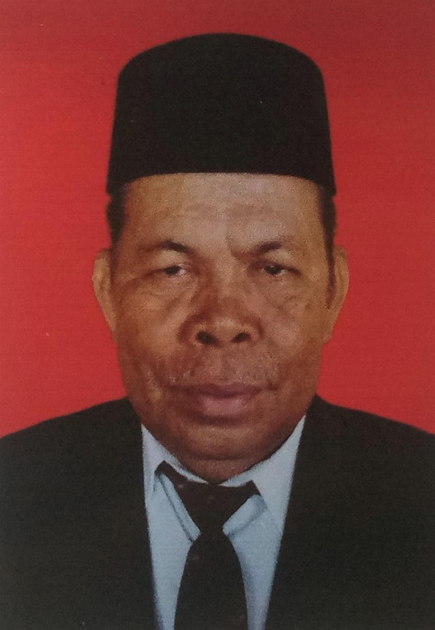 Drs Syahruddin